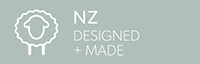 Designed and Made in New Zealand